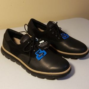 Skechers On The Go Lightweight Leather Oxfords